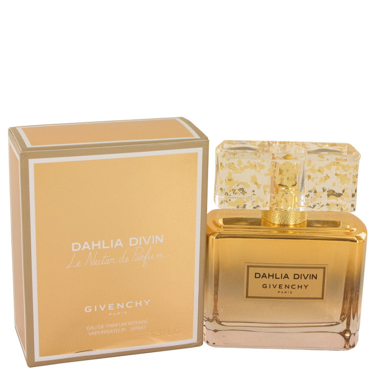 Dahlia Divin Le Nectar De Parfum By Givenchy 2.5 oz Eau De Parfum Intense Spray for Women