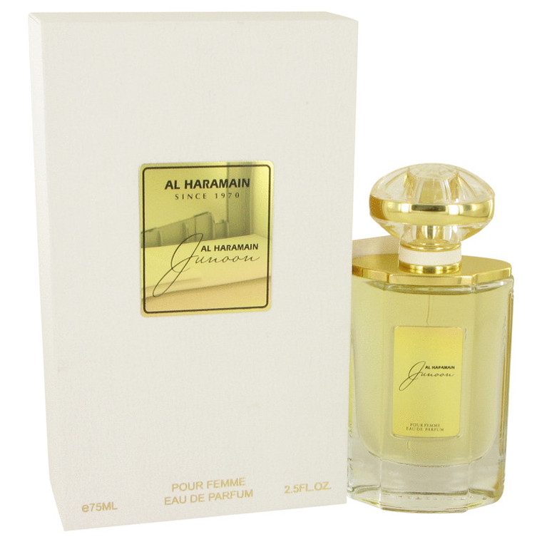 Junoon By Al Haramain 2.5 oz Eau DE Parfum Spray for Women