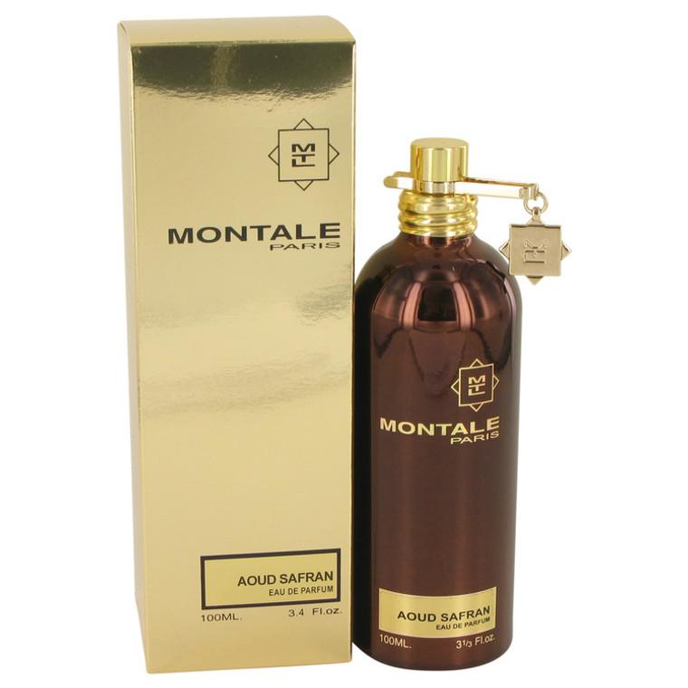 Paris Aoud Safran By Montale 3.4 oz Eau De Parfum Spray for Women