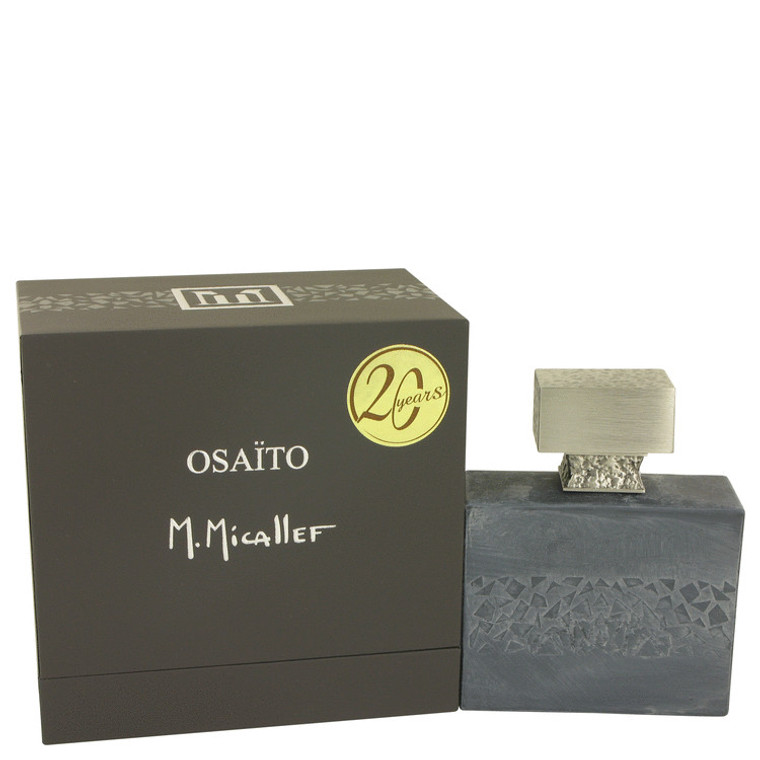 Osaito By M. Micallef 3.3 oz Eau De Parfum Spray for Men