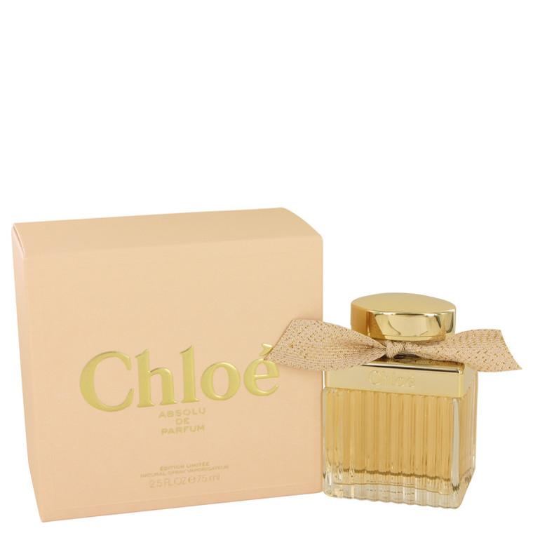 Chloe Absolu De Parfum By Chloe 2.5 oz Eau De Parfum Spray for Women