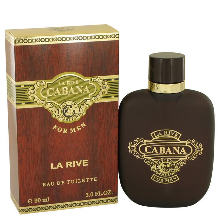 Cabana By La Rive 3 oz Eau De Toilette Spray for Men