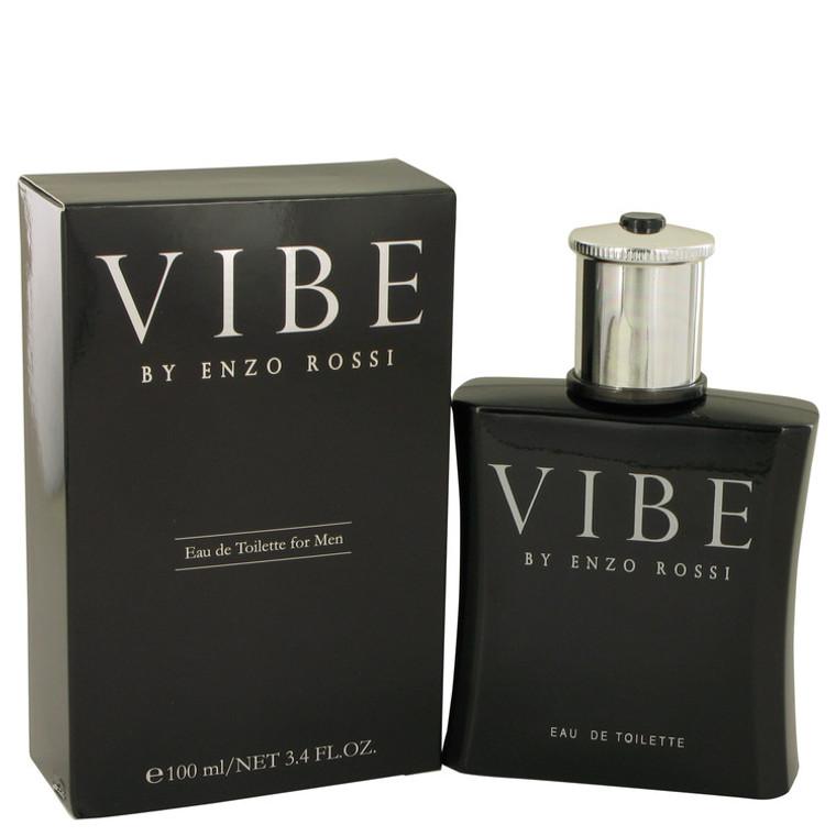 Vibe By Enzo Rossi 3.4 oz Eau De Parfum Spray for Women