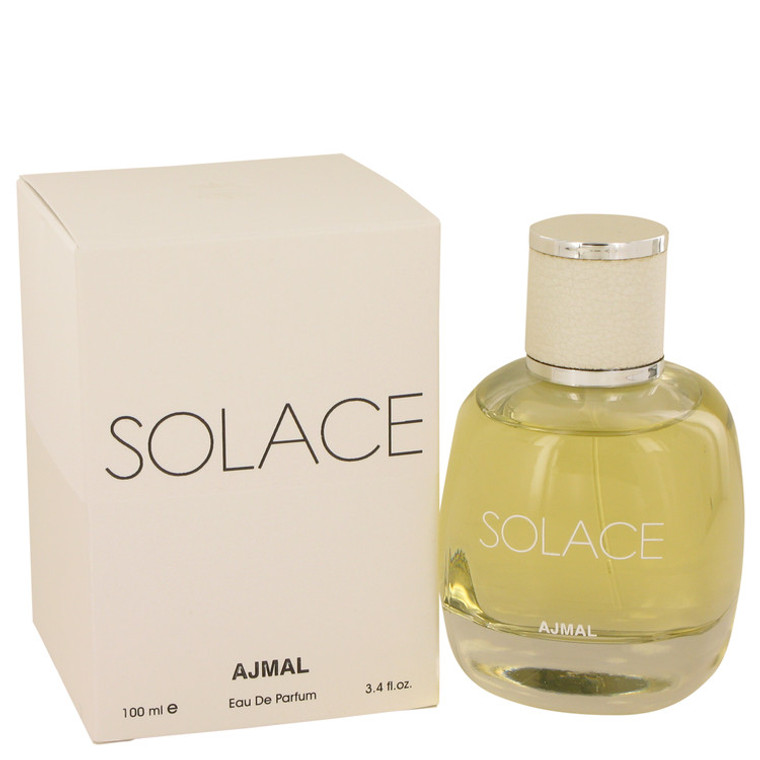 Ajmal Solace by Ajmal 3.4 oz Eau De Parfum Spray for Women