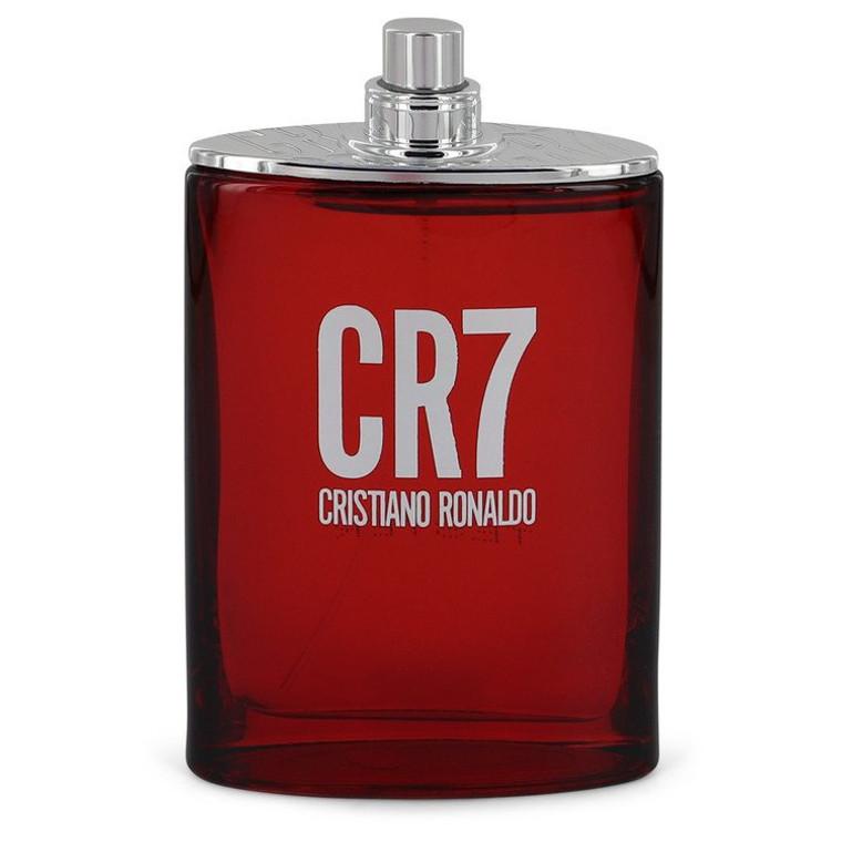 Cristiano Ronaldo CR7 by Cristiano Ronaldo 3.4 oz Eau De Toilette Spray (Tester) for Men