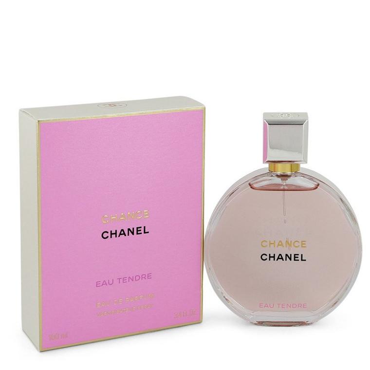 Chance Eau Tendre by Chanel 3.4 oz Eau De Parfum Spray for Women