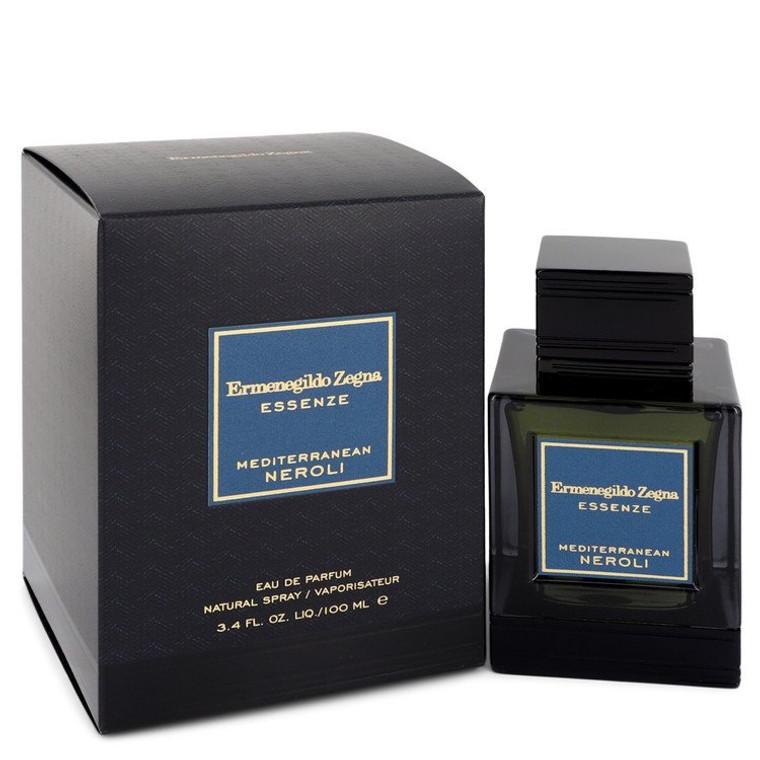 Mediterranean Neroli by Ermenegildo Zegna 3.4 oz Eau De Parfum Spray for Men