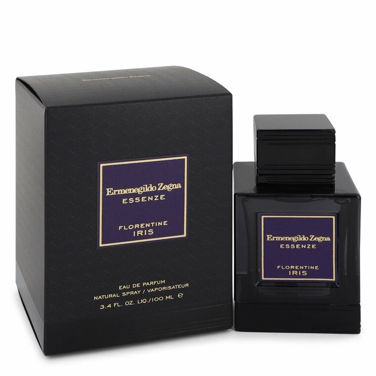 Florentine Iris by Ermenegildo Zegna 3.4 oz Eau De Parfum Spray for Men