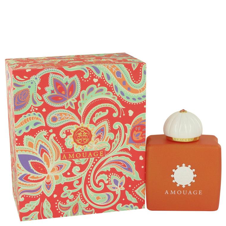 Amouage Bracken by Amouage 3.4 oz Eau De Parfum Spray for Women