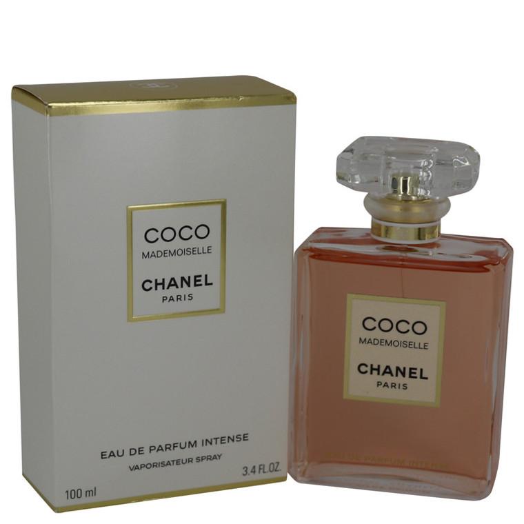COCO MADEMOISELLE by Chanel 3.4 oz Eau De Parfum Intense Spray for Women