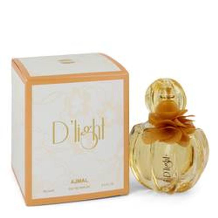 D'light  by Ajmal 2.5 oz Eau De Parfum Spray for Women