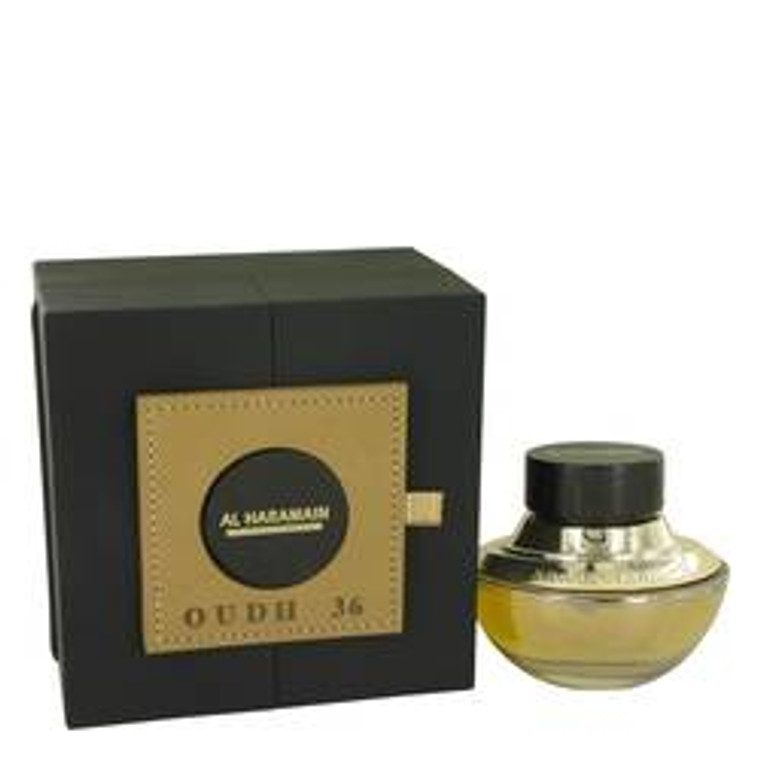 Oudh 36 by Al Haramain 2.5 oz Eau De Parfum Spray for Men