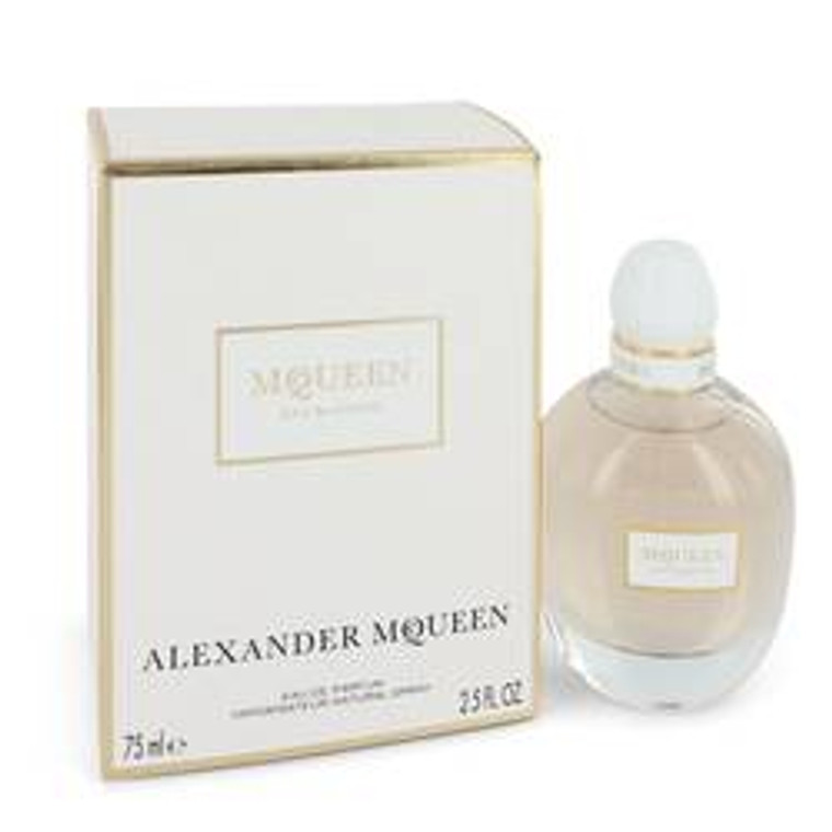 Mcqueen Eau Blanche by Alexander McQueen 2.5 oz Eau De Parfum Spray for Women