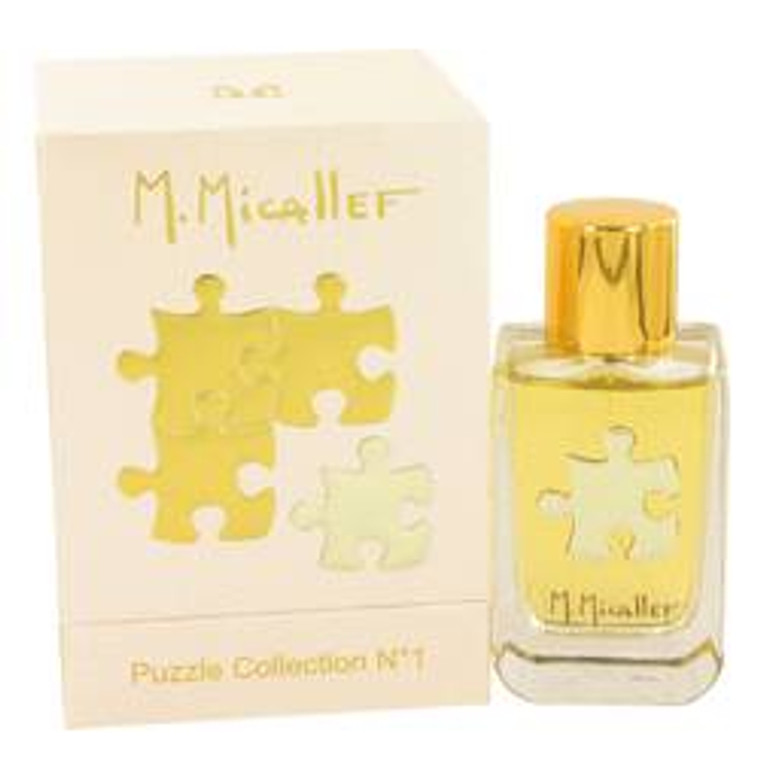 Micallef Puzzle Collection No 1 by M. Micallef 3.3 oz Eau De Parfum Spray for Women