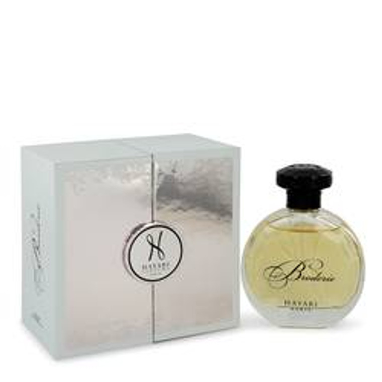 Borderie by Hayari 3.4 oz Eau De Parfum Spray for Women