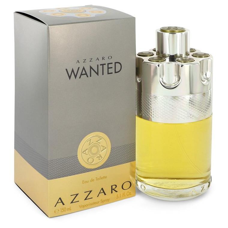 Wanted by Azzaro 5.1 oz Eau De Toilette Spray for Men