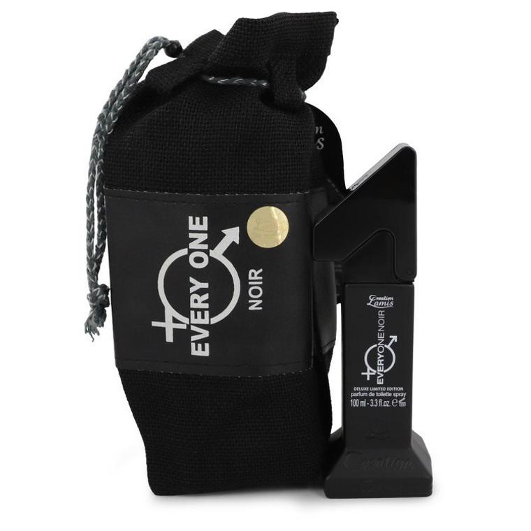 Everyone Noir by Lamis 3.3 oz Parfum De Toilette Spray for Men
