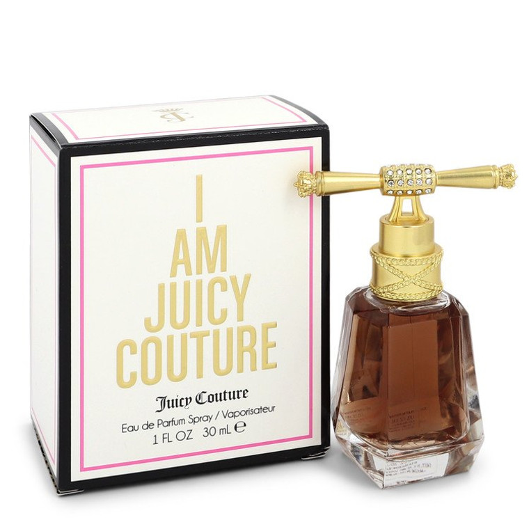 I Am Juicy Couture by Juicy Couture 1 oz Eau De Parfum Spray for Women