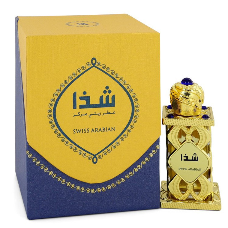 Shadha by Swiss Arabian 0.6 oz Concentrated Perfume Oil for Women