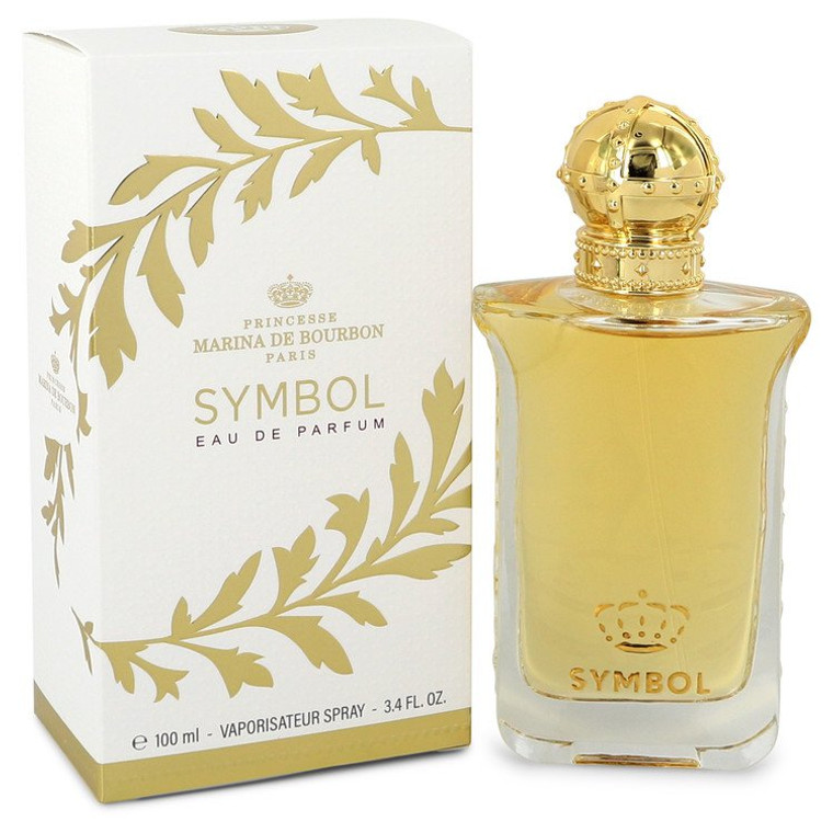 Symbol by Marina De Bourbon 3.4 oz Eau De Parfum Spray for Women