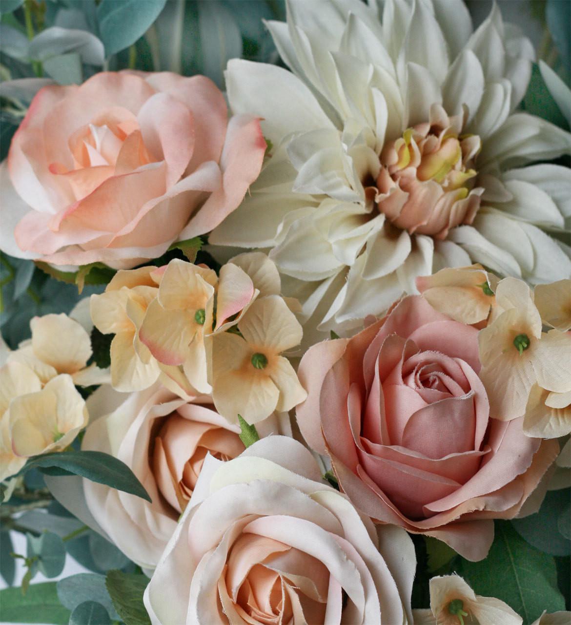 Silk Wedding Bouquets Artificial Wedding Flowers Thebridesbouquet
