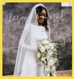 Ivory Blush Bridal Cascade