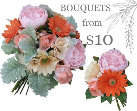 3bb758b967 Silk Wedding Bouquets | Artificial Wedding Bouquets | Silk Bridal ...