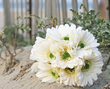 Silk Wedding Bouquets Affordable Wedding Decor Silk Flower