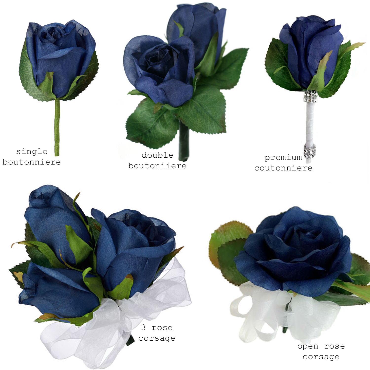 navy-rose-boutonniere-corsage-artificial-wedding-flowers.jpg