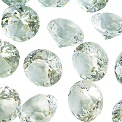 Details about  /Personalized Clear Crystal Diamond Paperweight Jewel Wedding Decors Centerpiece