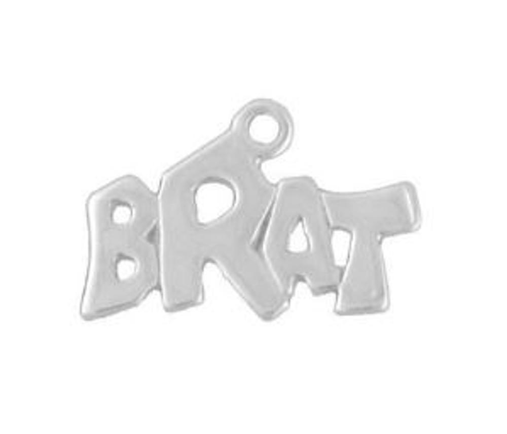 """""""BRAT"""" Charm"""