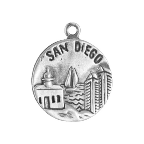 """Cities """"San Diego"""" Charm"""