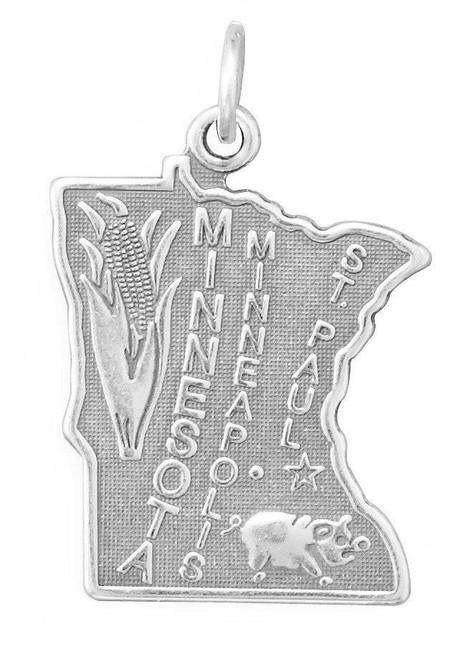 "States ""Minnesota"" Charm"