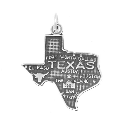 "States ""Texas"" Charm"