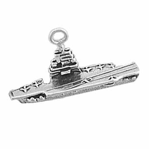 "Navy ""Aircraft Carrier"" Charm"
