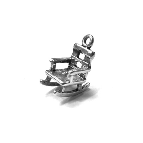 Rocking Chair Charm
