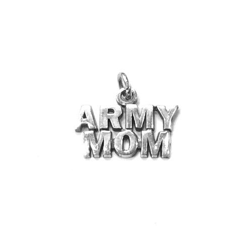 Army Mom Charm