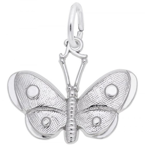 """Butterfly """"Rembrandt"""" Charm"""