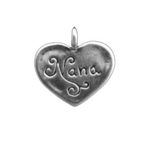 """Nana in Heart"" Charm"