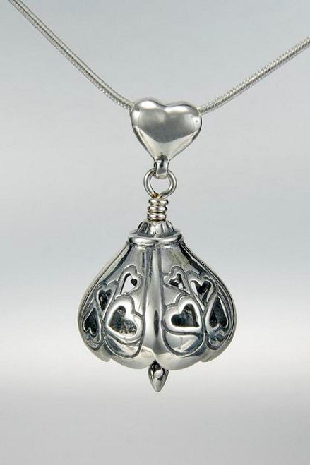 The Nestled Hearts Bell