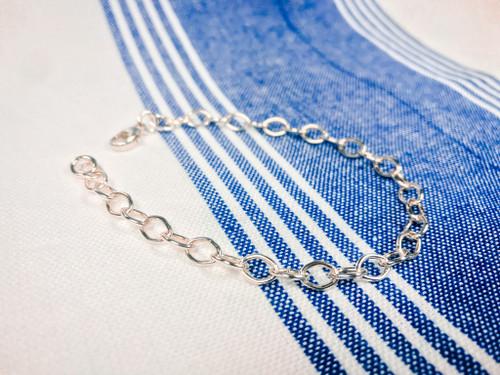 "Charm Bracelet ""Small Tiffany"" Style"