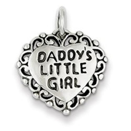 "Heart ""Daddy's Little Girl"""