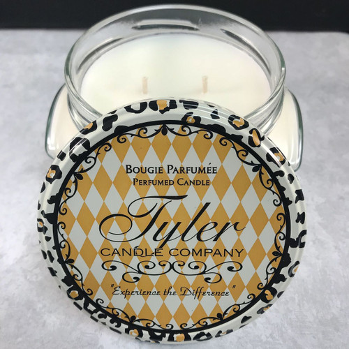 """""""Dolce Vita"""" Tyler Candle"""