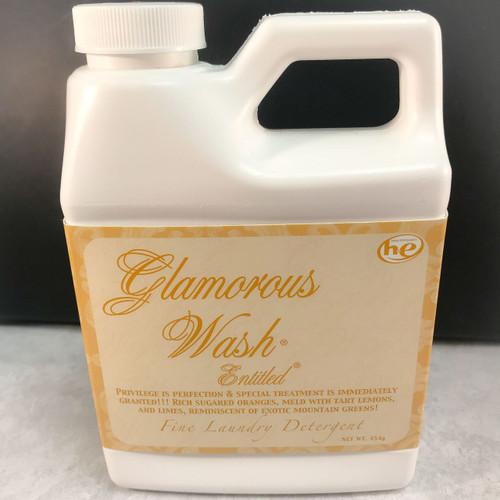 """""""Entitled"""" Tyler Glamorous Wash"""