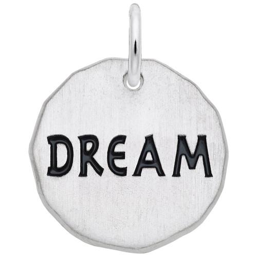 "Charm Tag ""Rembrandt"" Dream"