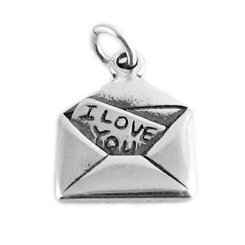 """I Love You Letter"" Charm"