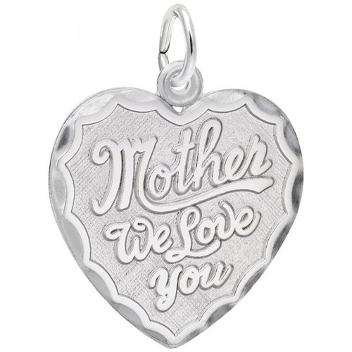 "Mother ""Rembrandt"" Charm"