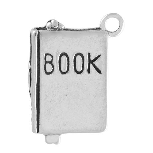 """Book"" Charm"