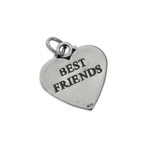 """Best Friends"" Charm"