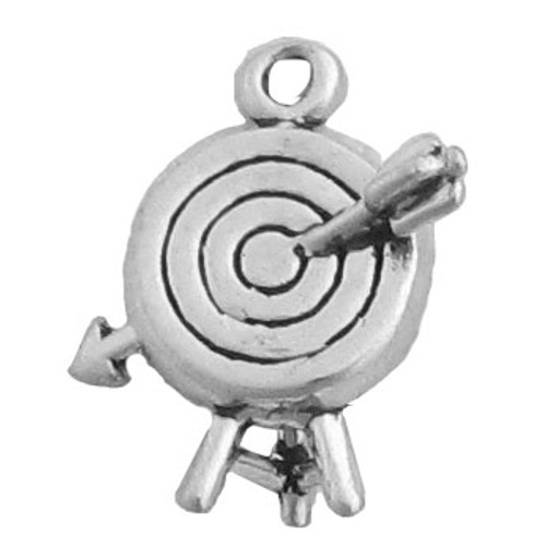 """Target with Arrow"" Charm"